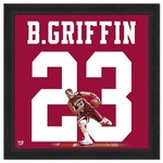 "Photo File University of Oklahoma Blake Griffin #23 UniFrame 20"" x 20"" Framed Photo"