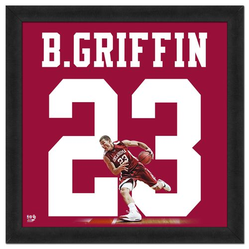 Photo File University of Oklahoma Blake Griffin #23 UniFrame 20' x 20' Framed Photo