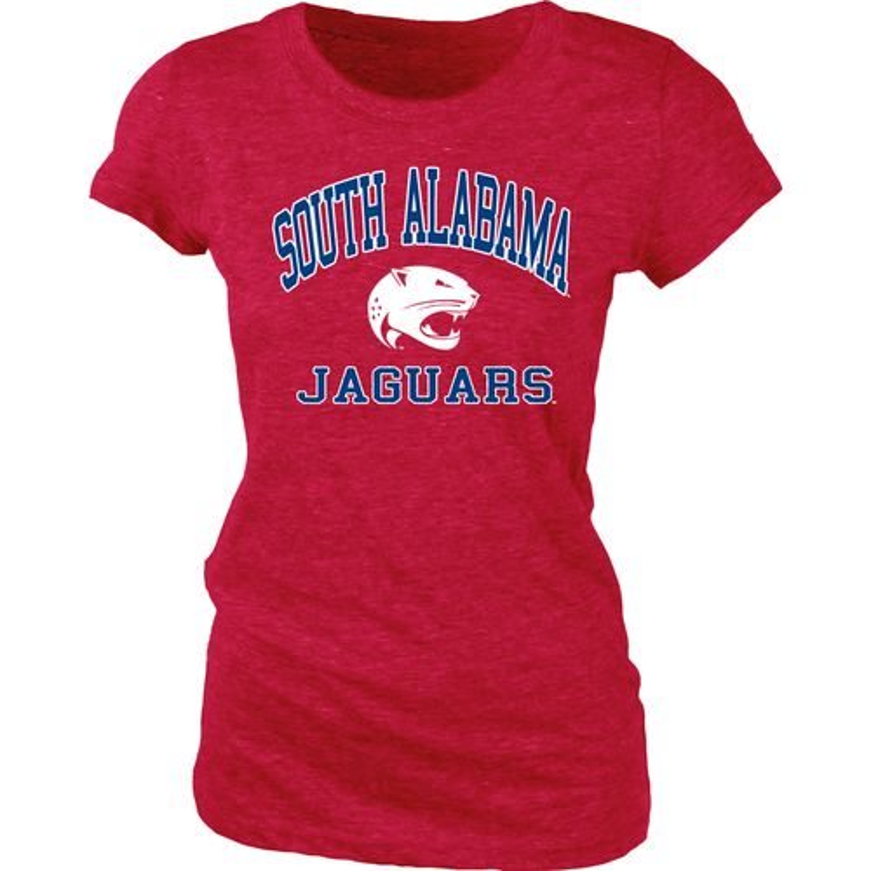 Blue 84 Juniors' University of South Alabama Triblend