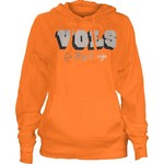 Three Squared Women's University of Tennessee Dirty Bird Hoodie