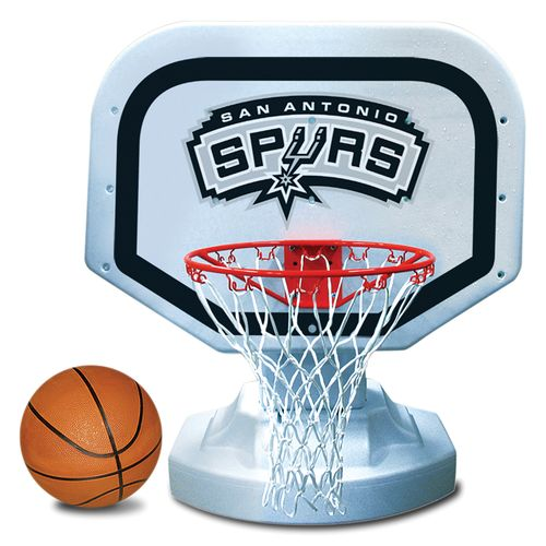 Poolmaster® San Antonio Spurs Competition Style Poolside Basketball Game - view number 1