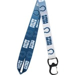 Pro Specialties Group Indianapolis Colts Ombré Lanyard