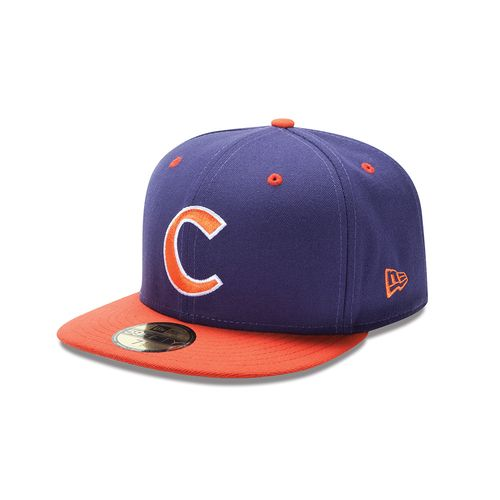New Era Men's Clemson University 59FIFTY Cap