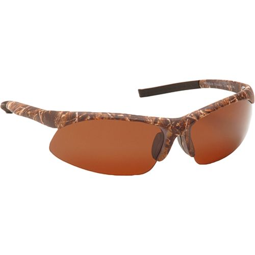 AES Optics Adults' Realtree Hardwoods® Full Sport Polarized Sunglasses