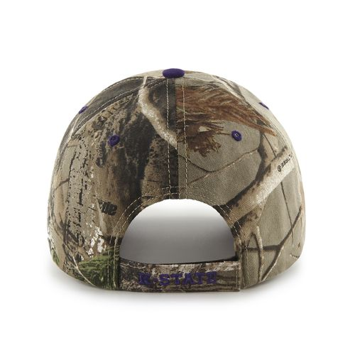 '47 Adults' Kansas State University Realtree Frost MVP Cap - view number 2