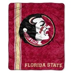The Northwest Company Florida State University Jersey Sherpa Throw - view number 1