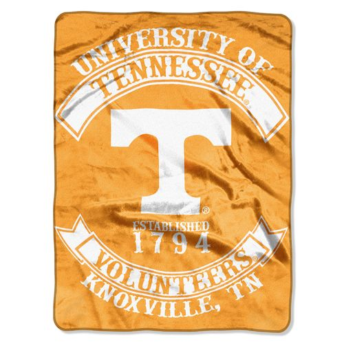 The Northwest Company University of Tennessee Rebel Raschel Throw