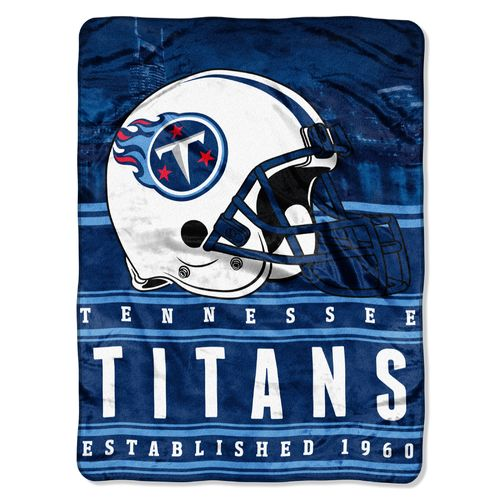 The Northwest Company Tennessee Titans Stacked Silk Touch