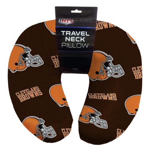 The Northwest Company Cleveland Browns Neck Pillow