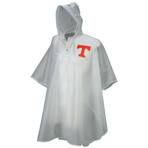 Storm Duds Adults' University of Tennessee Heavy-Duty Rain Poncho