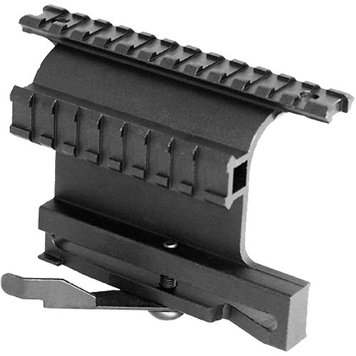 AIM Sports Inc. AK Double Rail Side Mount with QR Lever - view number 1