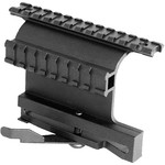 AIM Sports Inc.® AK Double Rail Side Mount with QR Lever