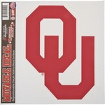 Stockdale University of Oklahoma Single Logo Decal - view number 1