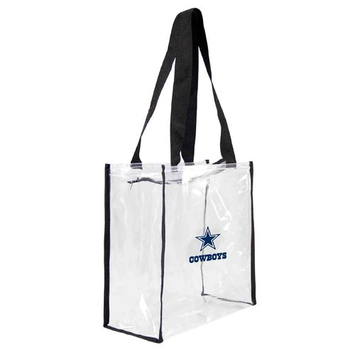 Little Earth Productions Dallas Cowboys Zip Tote - view number 1
