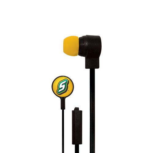 Mizco Southeastern Louisiana University Big Logo Ear Buds