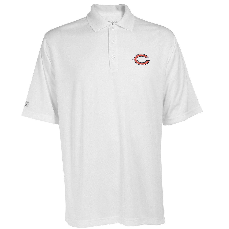 Antigua Men's Chicago Bears Exceed Polo Shirt