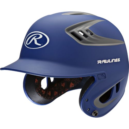 Rawlings Adults' R16 2-Tone Matte Batting Helmet