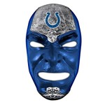 Franklin Adults' Indianapolis Colts Fan Face Mask - view number 1