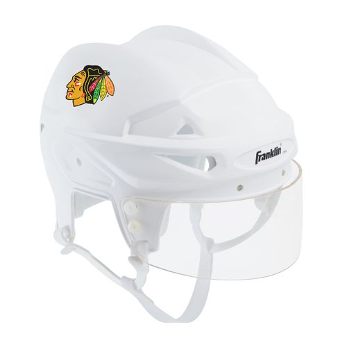 Franklin Chicago Blackhawks Mini Player Collectible Helmet