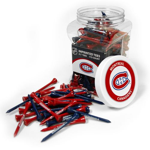 Team Golf Montreal Canadiens Tees 175-Pack