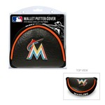 Team Golf Miami Marlins Mallet Putter Cover - view number 1