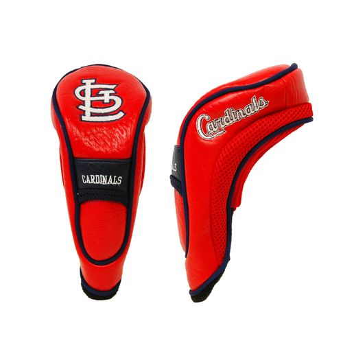 Display product reviews for Team Golf St. Louis Cardinals Hybrid Head Cover