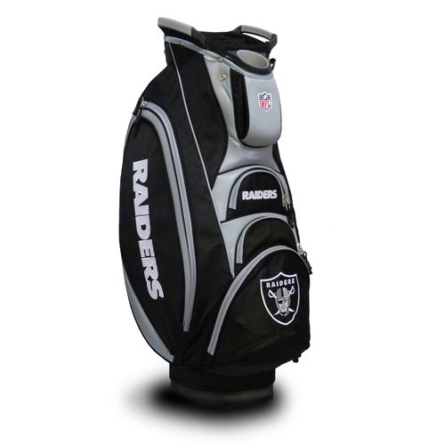 Team Golf Oakland Raiders Victory Cart Golf Bag