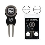Team Golf Los Angeles Kings Divot Tool and Ball Marker Set - view number 1