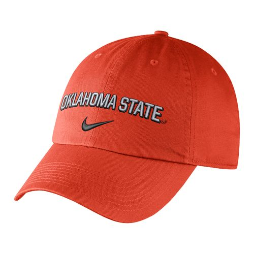 Nike Men's Oklahoma State University Heritage86 Wordmark Swoosh Flex Cap - view number 1