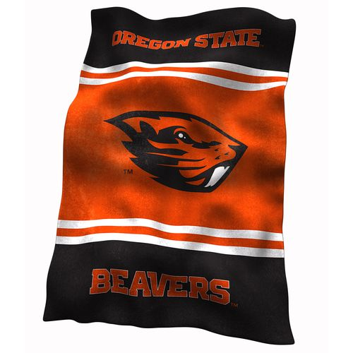 Logo™ Oregon State University Ultrasoft Blanket - view number 1