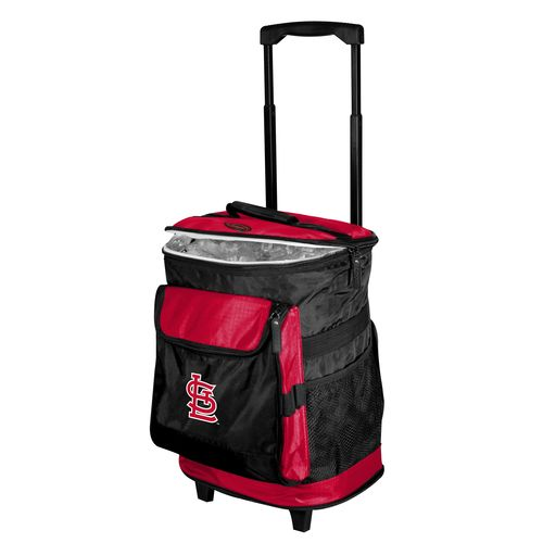 Logo™ St. Louis Cardinals Rolling Cooler - view number 1