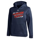 Under Armour® Kids' Auburn University Armour® Fleece Hoodie