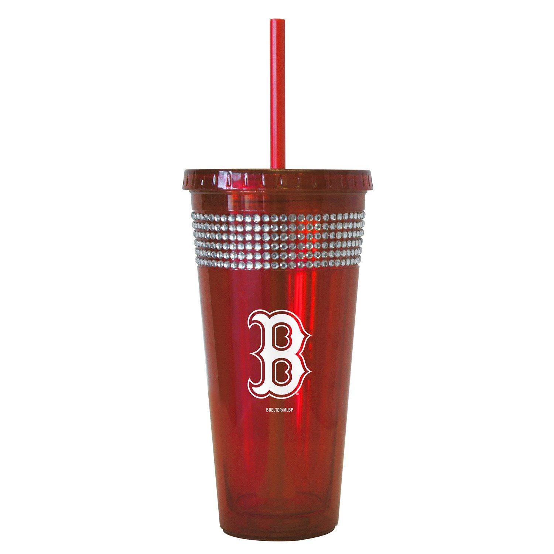 Boelter Brands Boston Red Sox 22 oz. Bling
