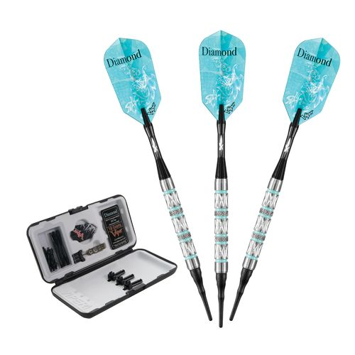 Viper Diamond 18-Gram Soft-Tip Darts Set