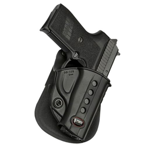 Fobus 1911-Style with Rails Roto Evolution Belt Holster