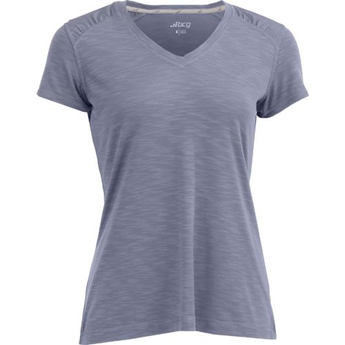 BCG™ Women's Explorer Short Sleeve V-neck Slub Top