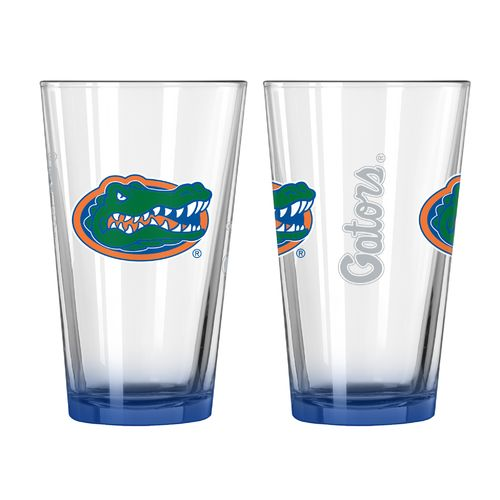 Boelter Brands University of Florida Elite 16 oz. Pint Glasses 2-Pack