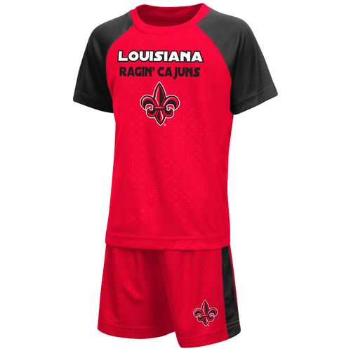 Colosseum Athletics Toddler Boys' University of Louisiana at Lafayette Gridlock Set