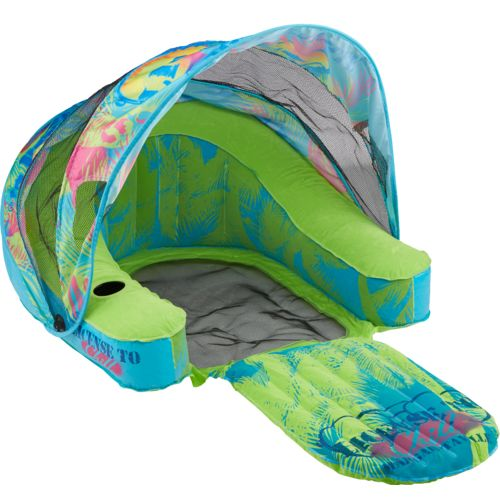 Margaritaville Cabana Chair with Canopy