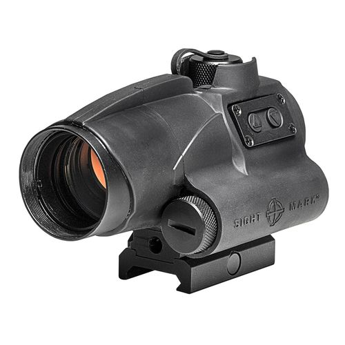 Display product reviews for Sightmark Wolverine 1 x 28 FSR Red-Dot Sight