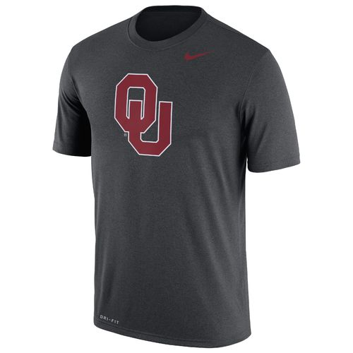 Nike Men's University of Oklahoma Dri-FIT Legend Short Sleeve T-shirt