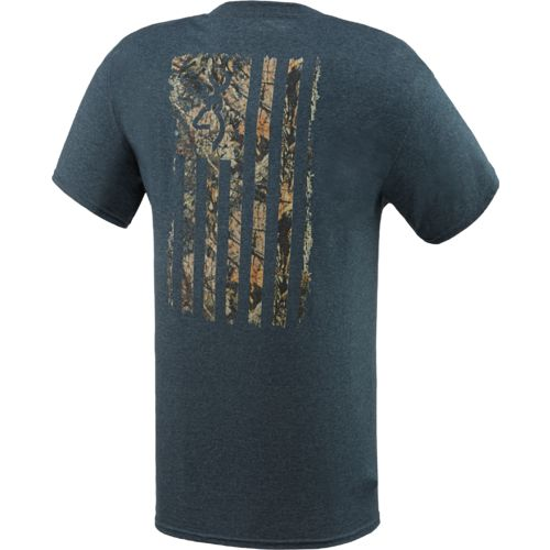 Browning™ Men's Country Flag T-shirt