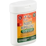 BugBand Insect Repelling Geraniol Towelettes 15-Pack