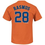 Majestic Men's Houston Astros Colby Rasmus #28 T-shirt