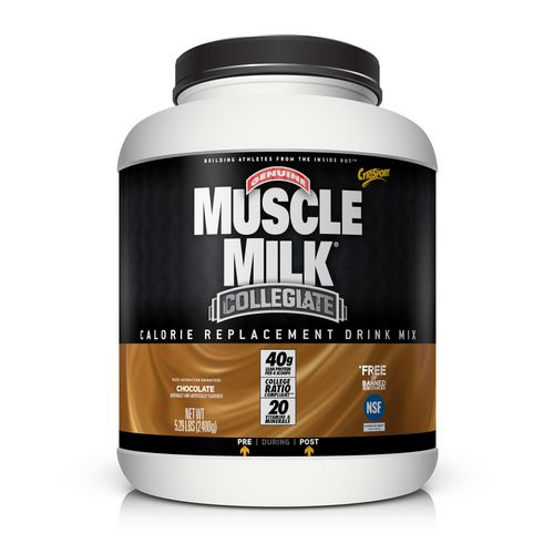 Muscle Milk Collegiate 5.29 lbs Protein Powder