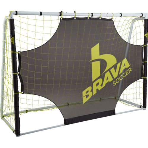 Display Product Reviews For Brava 5 Ft X 7 Ft Deluxe Soccer Goal