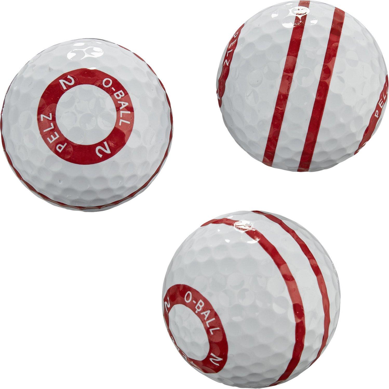Dave Pelz O-Balls 3-Pack