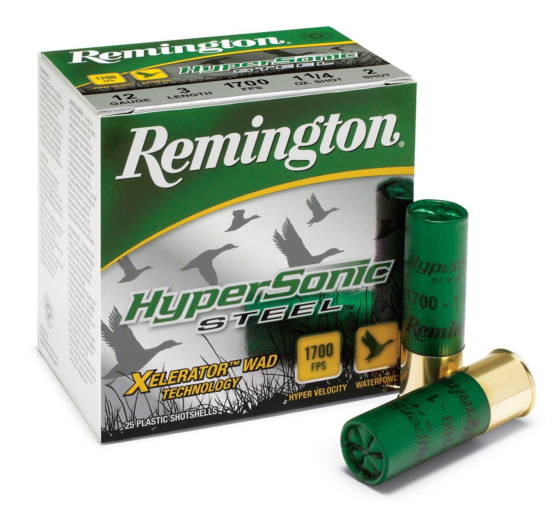 Remington HyperSonic Steel™ 12 Gauge Shotshells