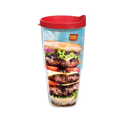 Tervis Barbecue Colossal Food 24 oz. Tumbler with Lid