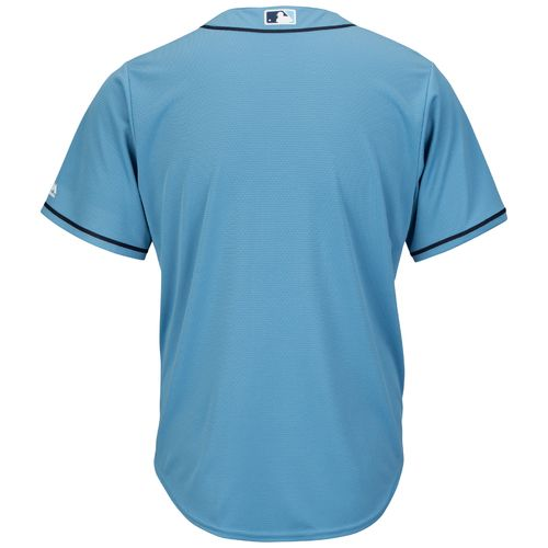 Majestic Men's Tampa Bay Rays Cool Base Replica Jersey - view number 2